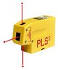PLS3 Three Beam Laser - projects beam up, down and forward