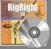 RigRight CD and Reference Cards by Harry Donovan accompanies Entertainment Rigging