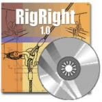 RigRight CD, manual, referenc cards and key