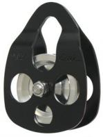 RP102 CMI Split-Side Pulley opens to accept rope at any point not just the ends