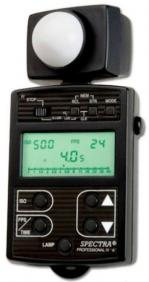 Spectra Pro IVA Light Meter