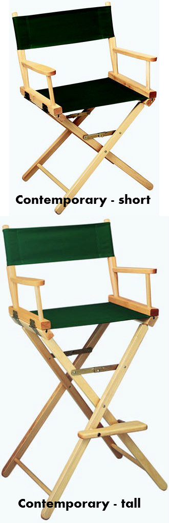 Contemporary Director Chair