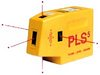 Self leveling PLS5 Five Beam Laser - projects laser beam up, down, left, right and forward