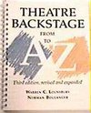 Theatre Backstage A to Z